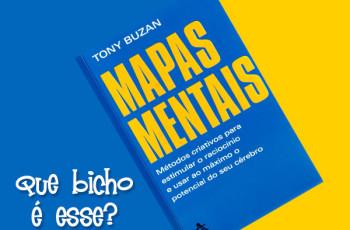 Mapa mental: descubra que bicho é esse (livros).