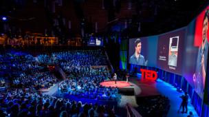 Visão de uma palestra TED